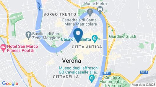 Residenza Palazzo Negri Map