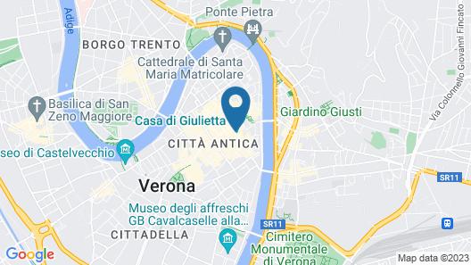 Relais de Charme Il Sogno di Giulietta Map