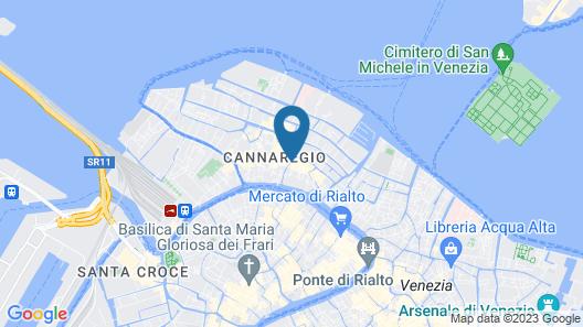 Hotel la Forcola Map