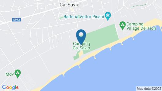 Hotel Valdor Map