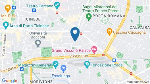 Italianway   - San Rocco 2 Fl Map