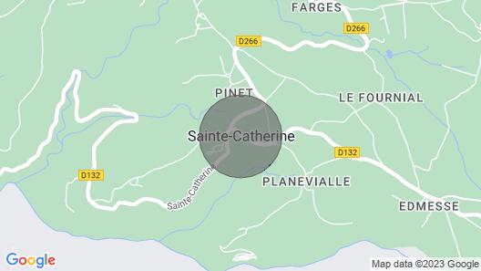 Gîte de la Sagne, Cozy and Quiet, Linen Provided, Meals Possible Map