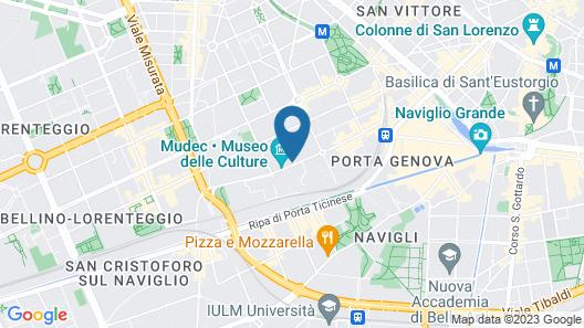Casa Base Map
