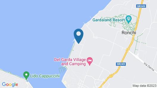 Hotel Campanello Map