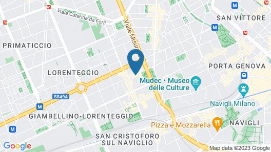 NotaMi Red Studio Map