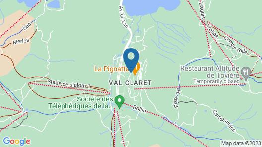 CGH Résidence & Spa le Jhana Map