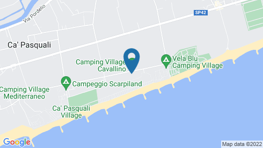 The Green Park Hotel Map