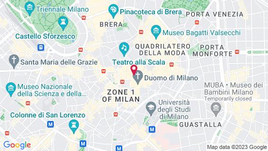 STRAFhotel&bar - a Member of Design Hotel Map