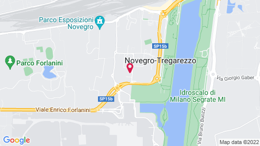 Linate Residence Map
