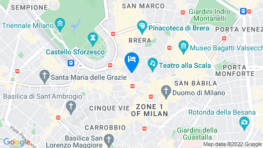 BROLETTO Map