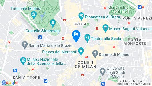 Hotel Star Map