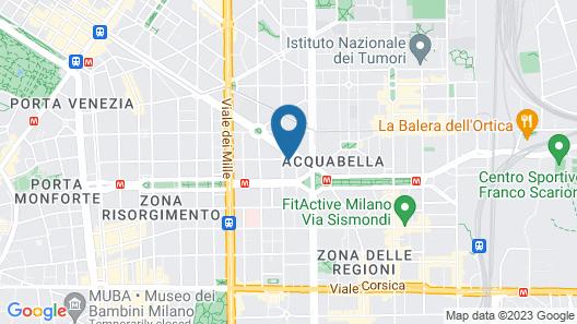 Hotel Carlo Goldoni Map