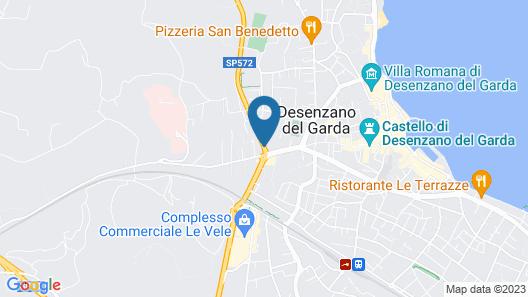 Hotel Albergo Al Cacciatore Map