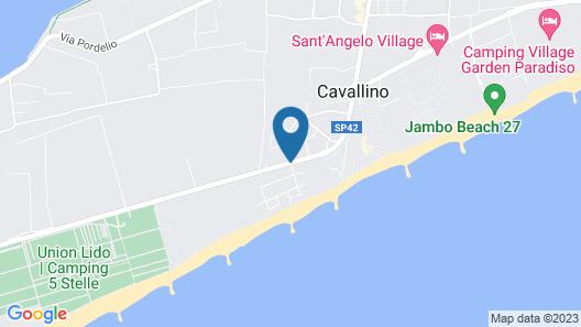 Hotel Ca' Di Valle Map