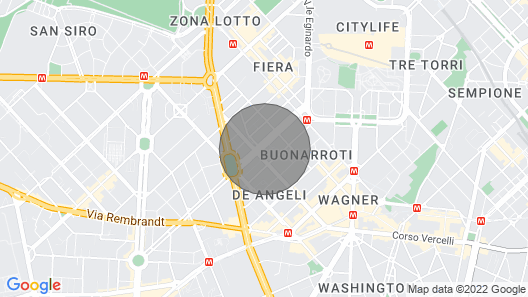 Residence LEONARDO DA VINCI Map