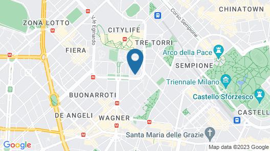 Italianway   - Sofocle Map