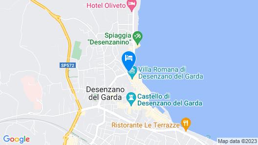 Hotel Bonotto Map
