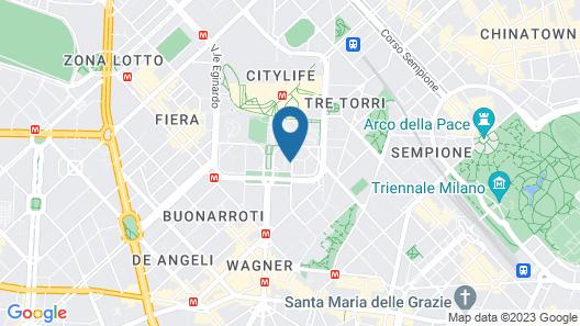 City Life – RentClass Poliuto Map