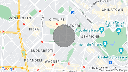 ity Life Area: Equipped and Well Connected Map
