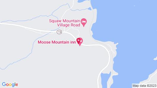 Moose Mountain inn Map