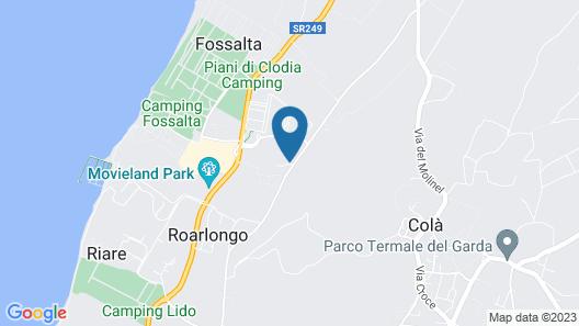 Principe di Lazise - Wellness Hotel & Spa Map