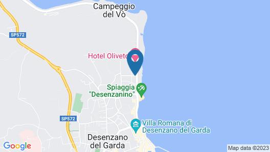 HOTEL PALAZZO DEL GARDA & SPA Map