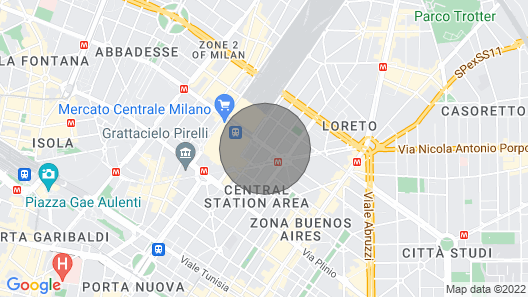 Apartment Near Milano Centrale Awesome Location to Experience Milan! Map