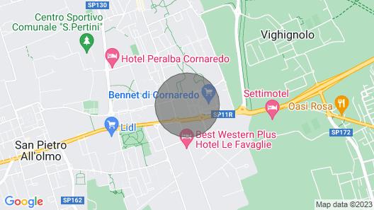 Bnbook Don Sturzo Elegante Bilocale con Self Check-in e Wi-fi Veloce Map