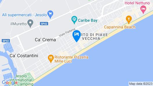 Hotel Domingo Map