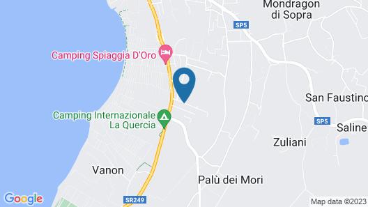 Residence La Fattoria Map