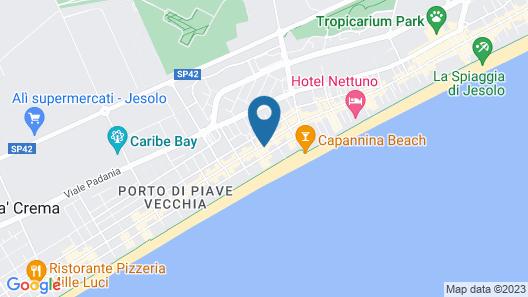 Hotel Torino Map