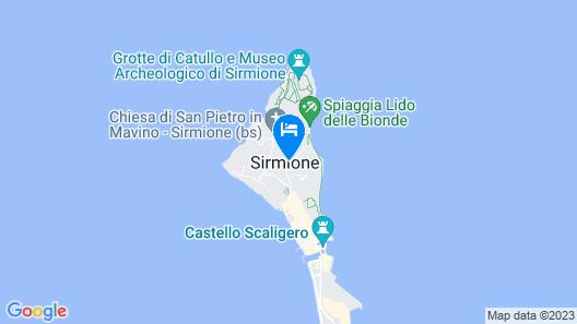 Hotel Mon Repos Map