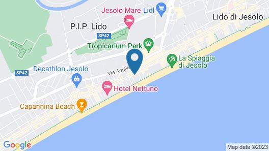 Hotel Helvetia Map