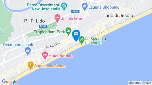 Hotel Gritti Map