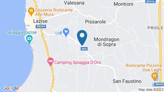 Hotel da Roberto Map