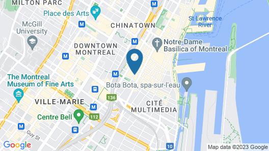 Sonder - Penny Lane Map