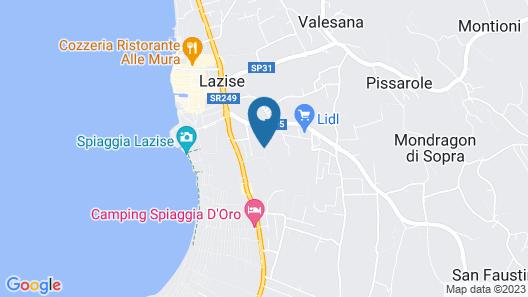 Residenza Corte Casara Map