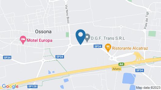 Hotel Mito Map