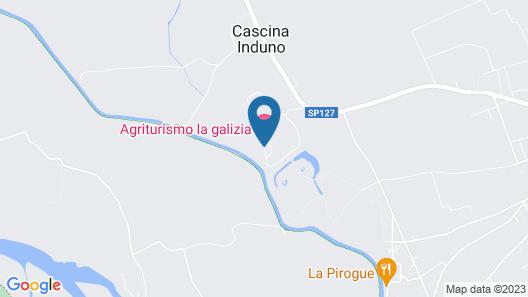 Cascina Galizia Map