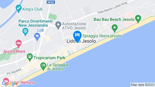 Appartamento Augustus Map
