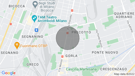 Italianway - Luigi Guanella 2 Map