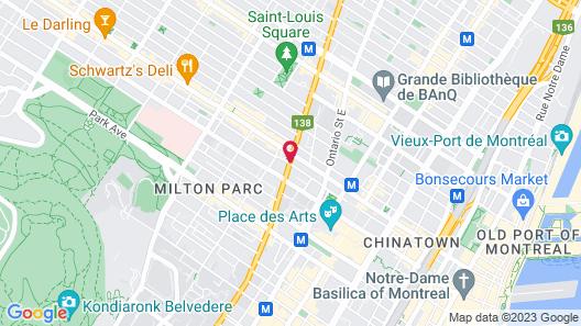 HOTEL10 Map