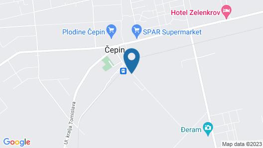 Rooms Pepi Map