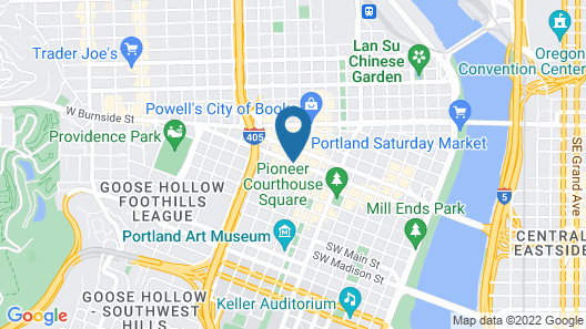 Sentinel Map