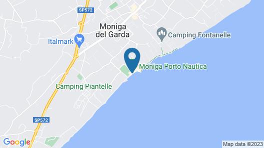 Camping Porto Map