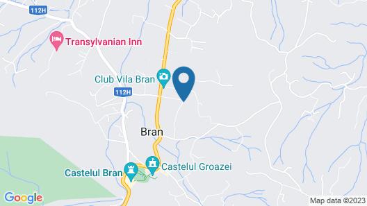 Club Vila Bran Map