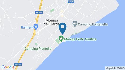 Residence Relais Rosa dei Venti Map