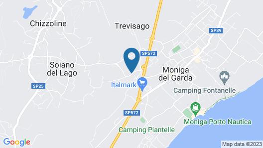 Resort Lake Garda Map