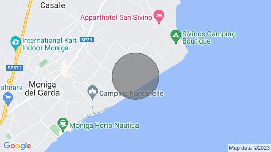 Villa Lidia Map