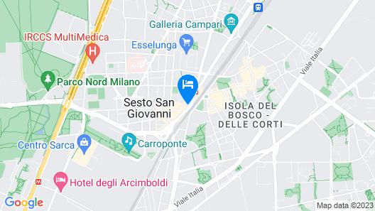 Nuovo Rondò Map